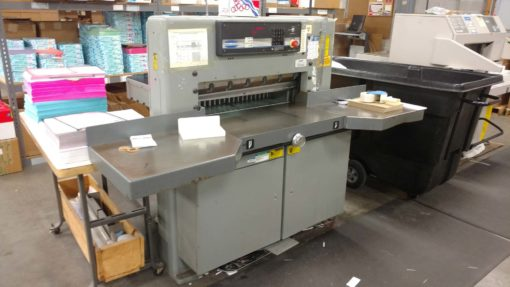 Challenge 370PB Paper Cutter Used