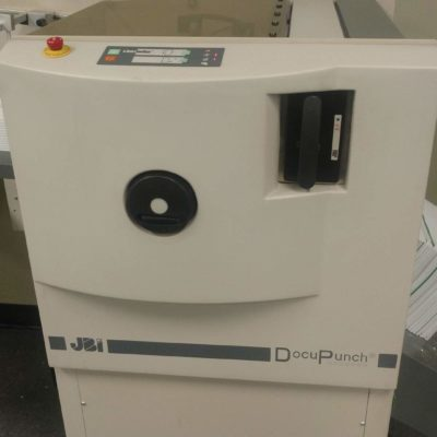 DOCU Punch Reconditioned