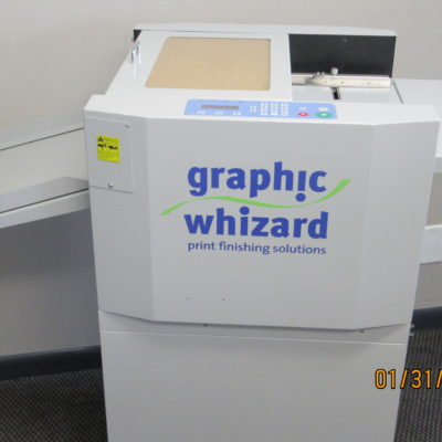 GRAPHIC WHIZARD PT 331SCC USED