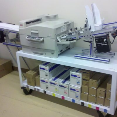 Used VIP 5000-4 Envelope Press